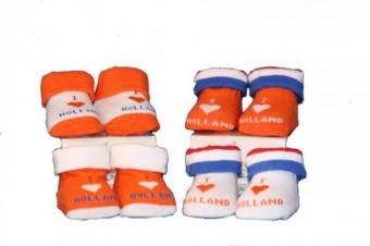 I love Holland sokjes 0-3 maanden