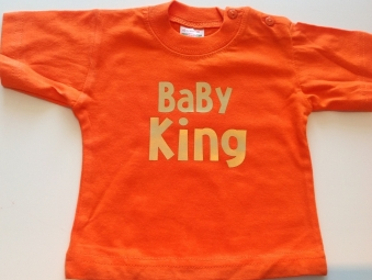 Baby King in elke maat