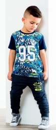 Graffiti shirt 98 tm 128