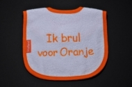 Baby voetbal WK oranje Holland